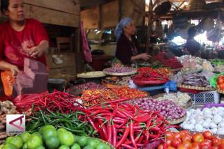 Mentan Jamin ketersediaan stok pangan  selama Ramadhan