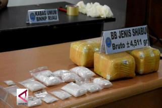 BNN Riau dalami kasus Narkoba yang dikendalikan Napi