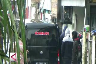 Densus 88 tangkap terduga teroris di Malang