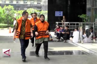 Pelaku Korupsi  Buton Selatan diperiksa KPK