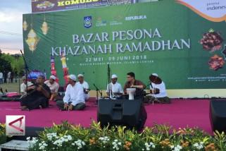 Bazar Ramadhan dorong kegiatan ekonomi