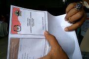 349 surat suara Pilgub di Banyumas rusak