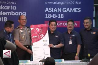 Kiostix bermitra dengan Asian Games 2018