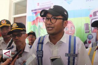 Layanan bus gratis dari Pelabuhan Tanjung Emas