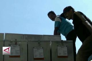 Polres Temanggung 24 jam jaga logistik Pilkada di 20 PPK