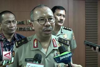 100 Ribu anggota antisipasi pengamanan Asian Games