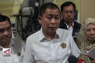 Menteri ESDM kunjungi pos pemantauan merapi