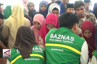 Penghimpunan zakat oleh Baznas DIY naik 300%