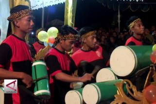 Karnaval musik patrol, budaya saat Ramadhan tiba