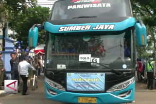 Peserta mudik gratis Sukabumi meningkat 30%