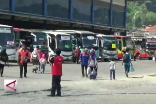 Sudah 25.000 pemudik dari Sumatera datang di Terminal Merak