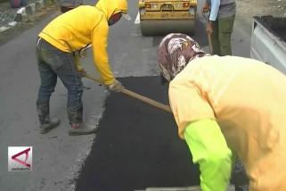 Perbaikan jalur alternatif Temanggung dikebut