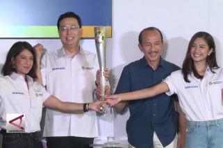 Obor Asian Games Dimulai Dari Yogyakarta