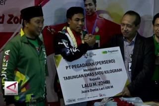 PASI Tidak Bebani Target untuk Zohri di Asian Games