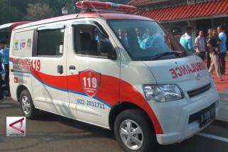 Mobil ICU mini inovasi kesehatan pemkot Bandung