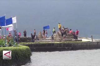 Erupsi Gunung Agung tak pengaruhi Wisata Bali
