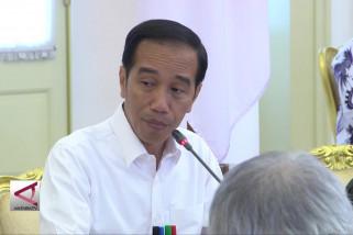 Presiden: Indonesia harus mampu menghadapi perang dagang