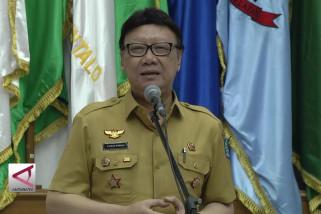 Mendagri serahkan SK PLT Gubernur Aceh