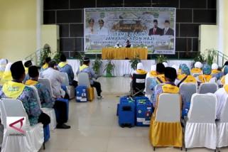 Pemprov Maluku Utara  Lepas  Jamaah Calon Haji 2018