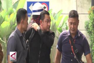 Gubernur Aceh tiba di KPK