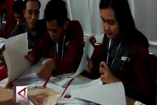 KPU Jatim rampungkan pendaftaran Bacaleg