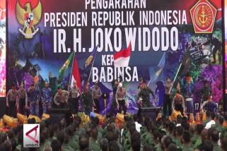 Presiden Minta Babinsa Netral di Tahun Politik