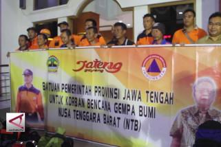 BPBD Jateng kirim relawan ke NTB