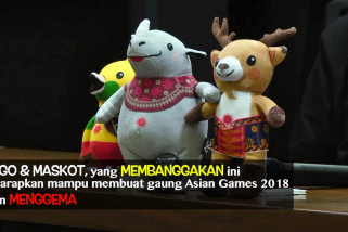 Mengenal Logo dan Maskot Asian Games 2018