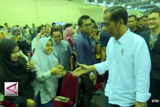 Presiden ajak pemuda manfaatkan peluang di revolusi industri 4.0