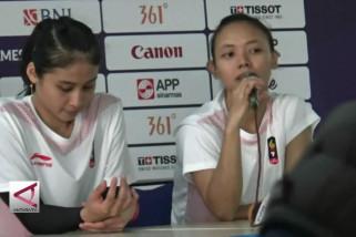 Bulutangkis Beregu Putri Indonesia lolos ke semifinal