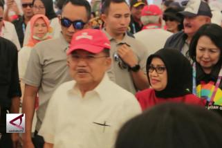 Wapres tinjau pelaksanaan Asian Games di Palembang