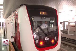 LRT Jakarta targetkan 15 ribu penumpang