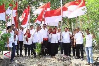 LKBN Antara berikan 73 bendera untuk pulau terluar