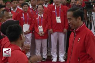 Pemberian bonus Asian Games tercepat