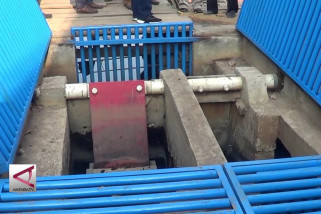 Teknologi Pintu Air Polimer BPPT atasi Banjir Rob
