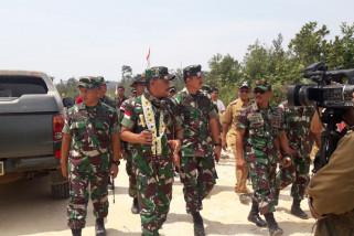 Baksos Jelang HUT TNI ke-73