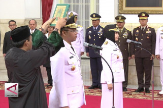 Presiden perintahkan  Gubernur NTB fokus rehabilitasi