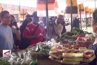 Sandiaga Uno: Pasar jantung perekonomian
