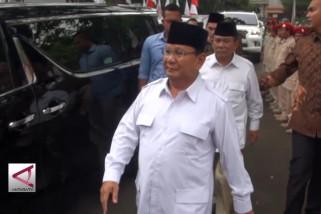 Jelang pemilu 2019, Prabowo ganti ketua DPD Gerindra Jabar