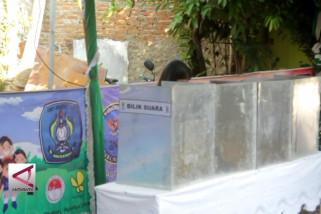 KPUD  Kota Cirebon mempersiapkan pemungutan suara ulang