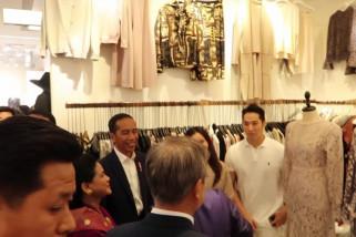 Presiden Joko Widodo blusukan di Seoul, Korea Selatan
