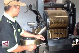 Inovasi warga desa produksi mesin sangrai kopi