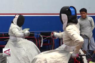 Dengan alat baru, anggar kursi roda siap harumkan Indonesia