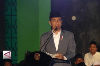 Presiden hadiri apel akbar santri nusantara