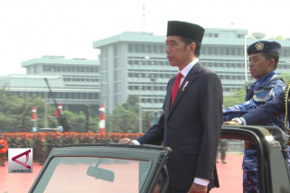 Presiden ajak TNI berantas warisan PKI