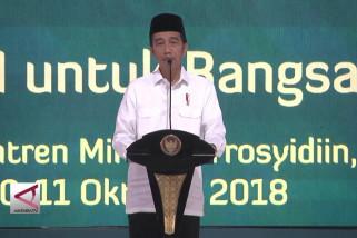 Presiden imbau masyarakat cermat lihat rekam jejak pemimpin