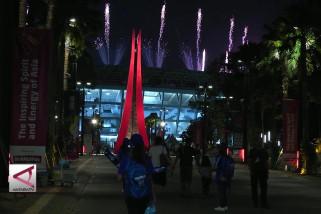 Antusiasme masyarakat di pembukaan Asian Para Games 2018