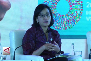 Berbelanja, Delegasi IMF-WB turuti ajakan Sri Mulyani