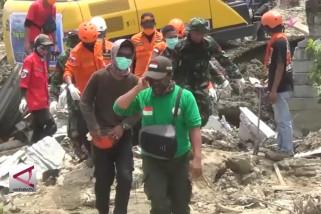 Evakuasi korban gempa-tsunami jadi prioritas