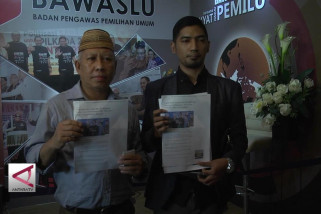 Bawaslu tindaklanjuti laporan Luhut & Sri Mulyani